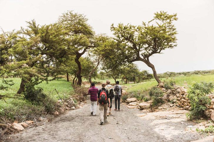 Luisa in Etiopia