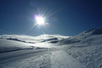sciare in Valchiavenna