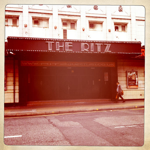 The Ritz, Manchester Smiths Tour