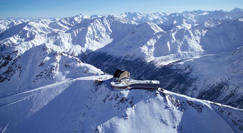 ski hotel delle Alpi
