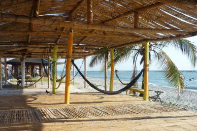 spiaggia jambeli, Ecuador