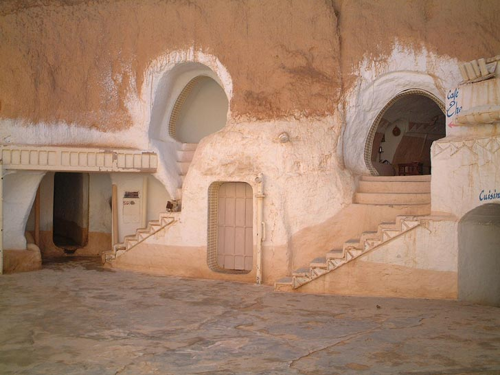 Tatooine location Tunisia