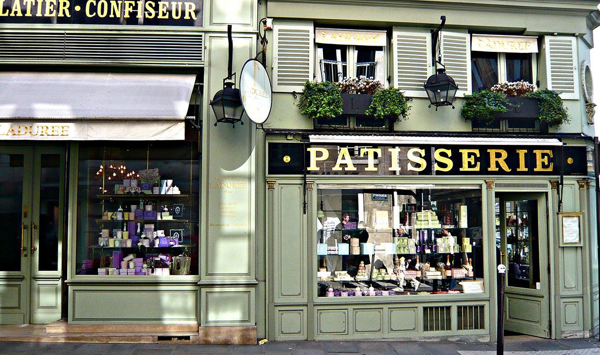 Pasticceria Laduréè Parigi