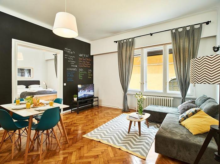 Appartamenti ZigZag Zagabria