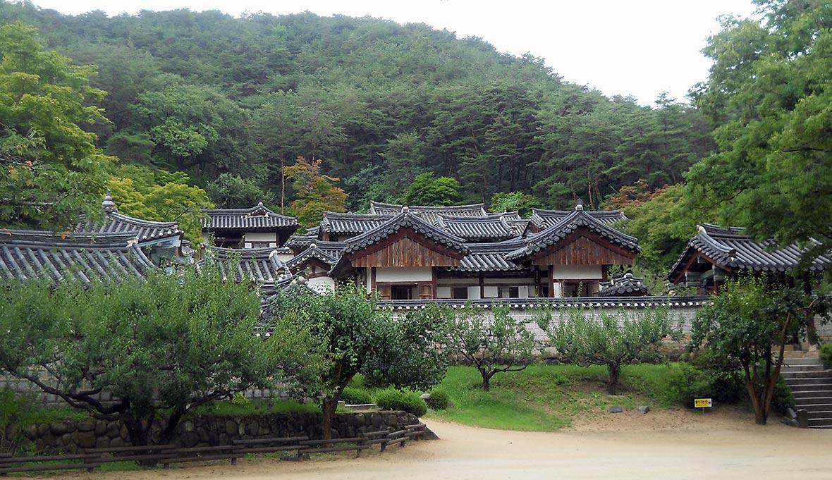 Andong, Corea del Sud