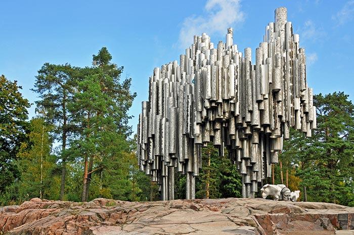 Helsinki, cosa vedere