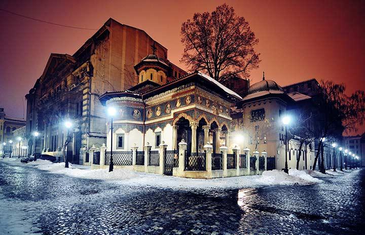 Stavropoleos, Bucarest