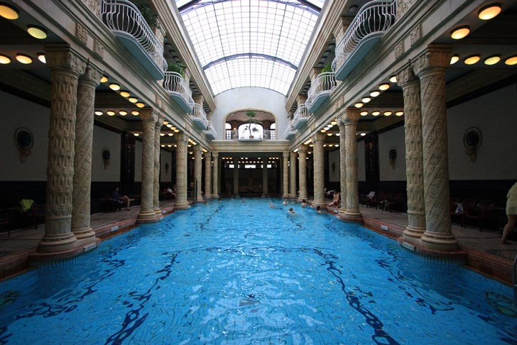 Gellert, Budapest