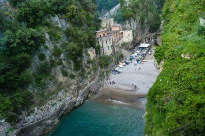 venti giorni in Campania