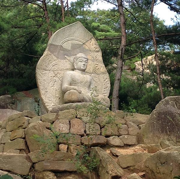 Monte Namsan, Corea del Sud