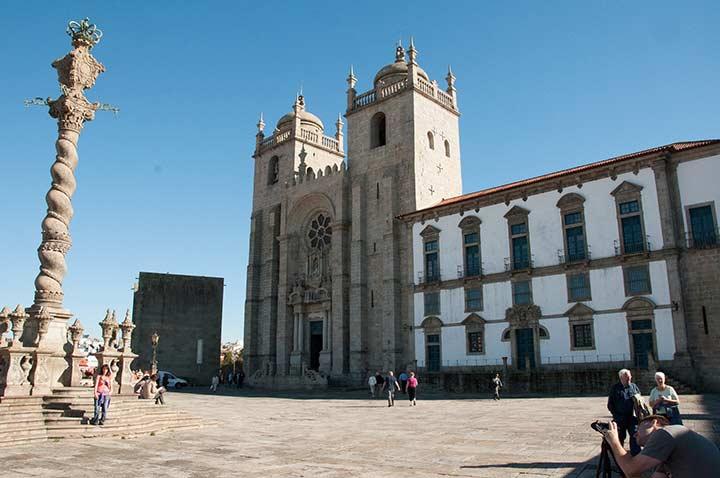 Porto, cattedrale