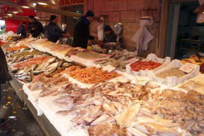 siracusa, mercato