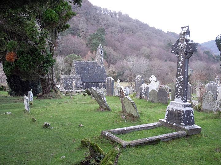 Glendalough, dintorni di Dublino