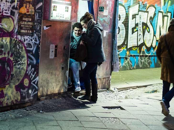 Berlino underground