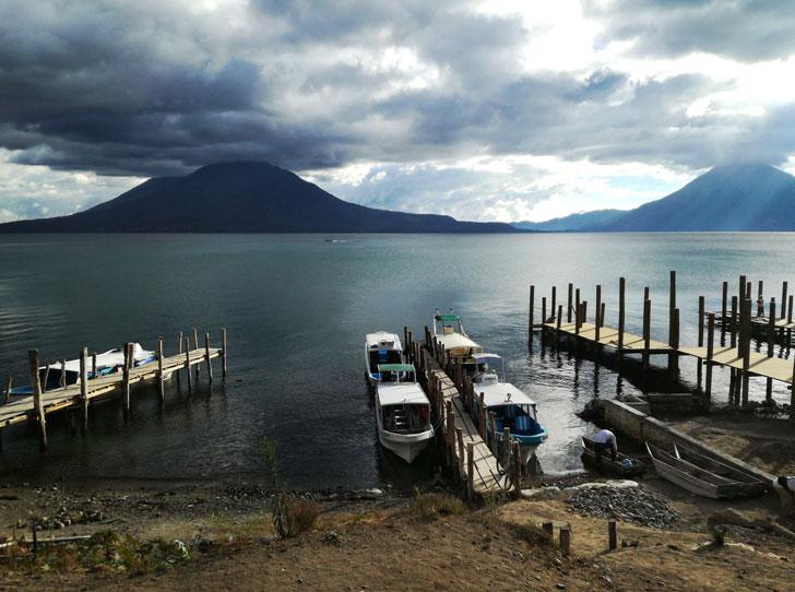 itinerario in Guatemala