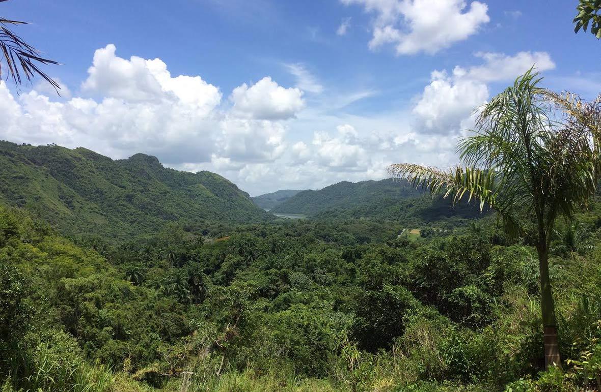 Cuba, Sierra del Escambray