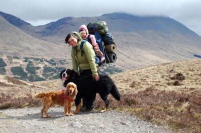 Scozia trekking