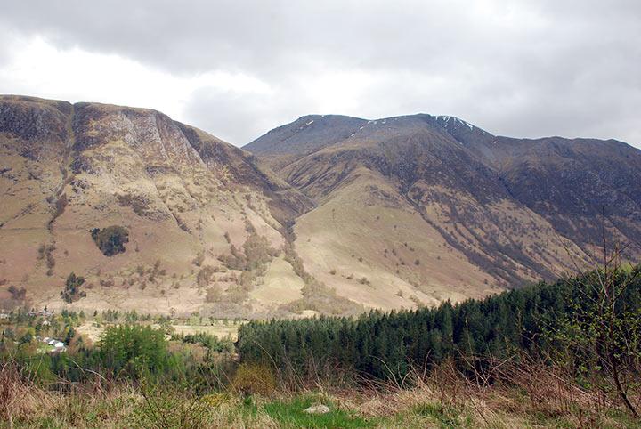 Ben Nevis, Scozia