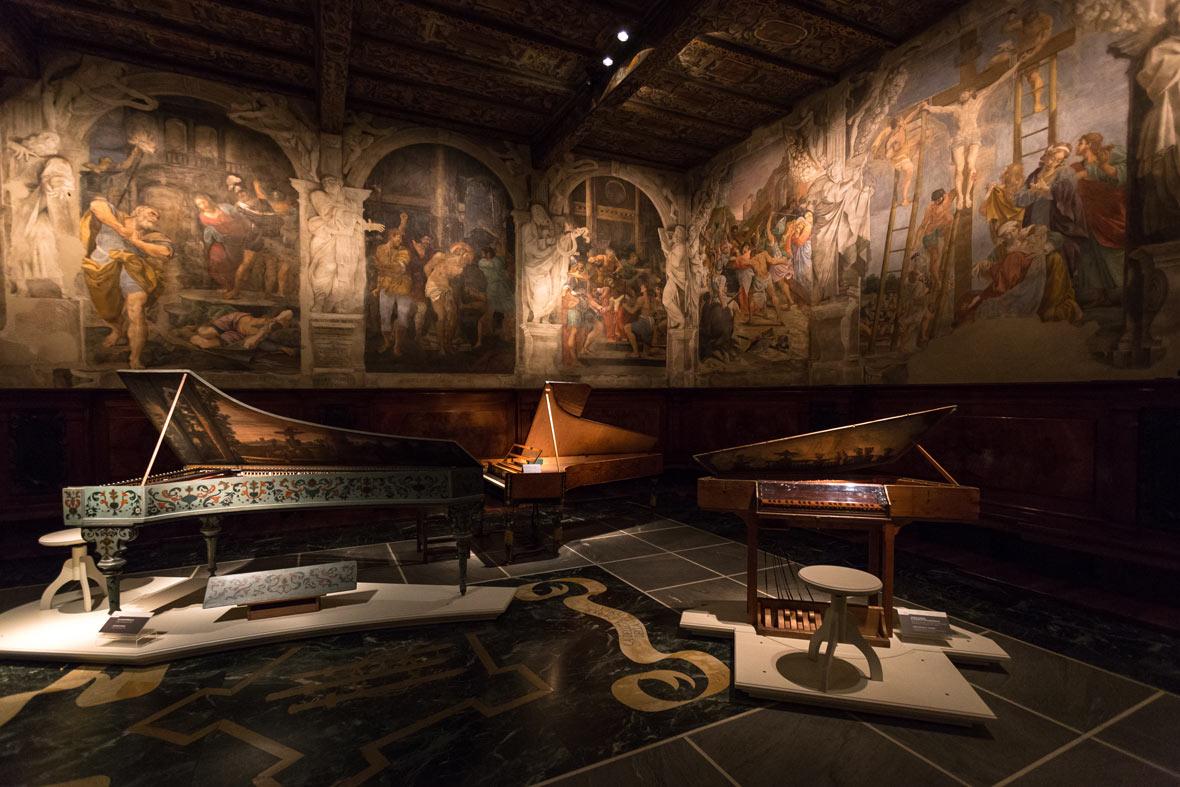 Itinerario musicale Bologna