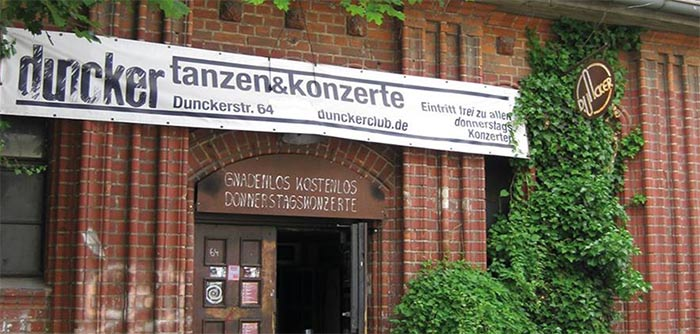 Berlino, Dunker