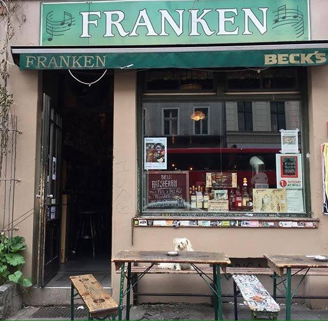 Franken, Berlino