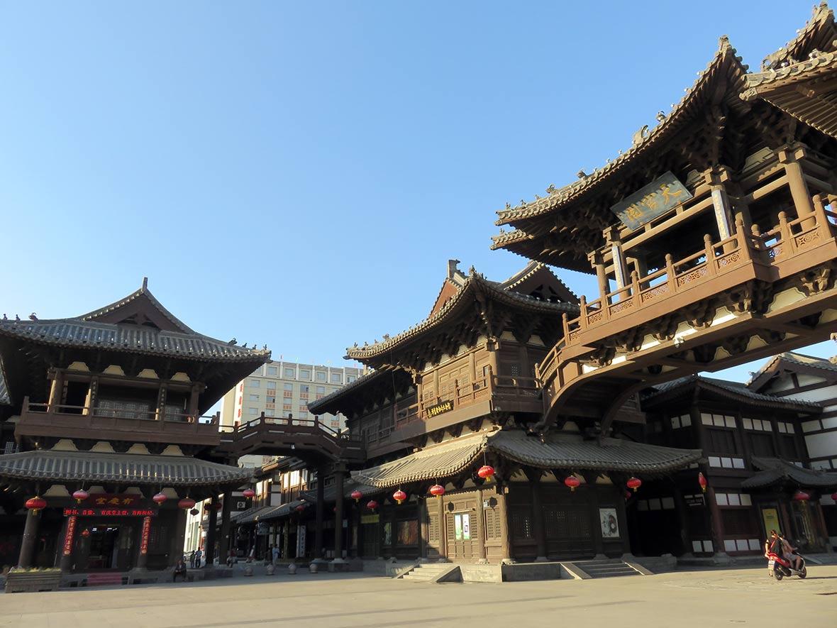 Datong, Cina