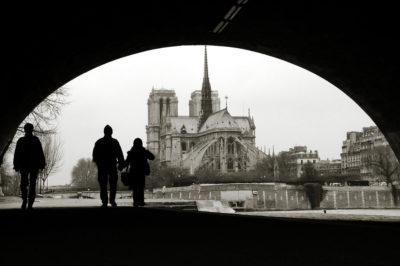 Ponti Parigi, itinerario Senna