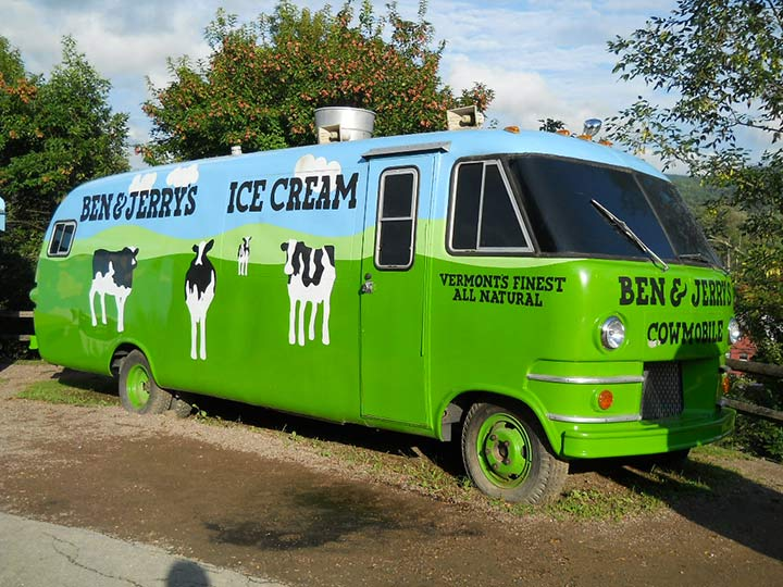 Ben & Jerry's Factory, Vermont