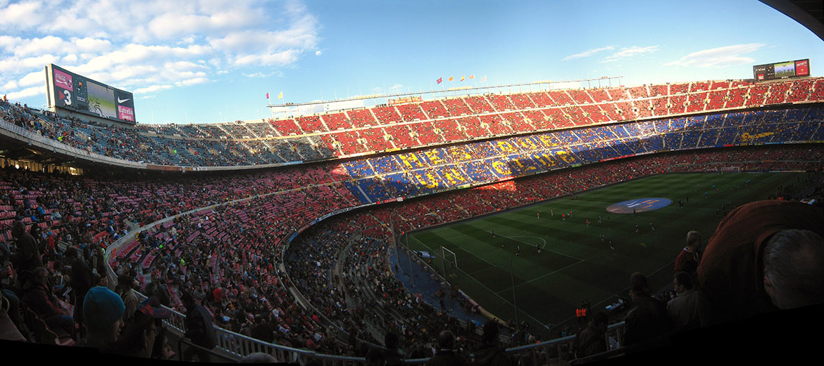 Barcellona, Stadio Camp Nou