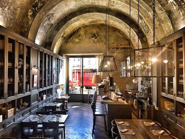Firenze, Il Borro Tuscan Bistro