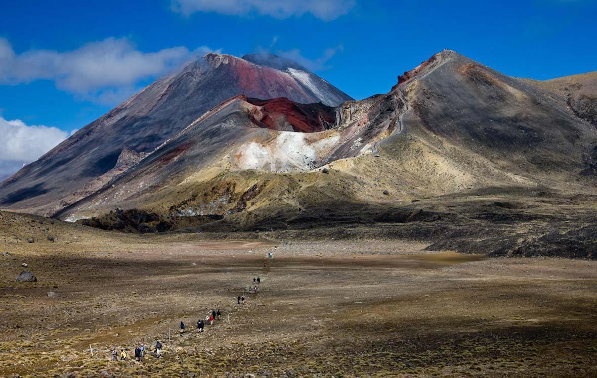 itinerario Signore degli Anelli Nuova Zelanda