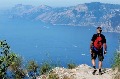 Sentiero degli dei - Costiera amalfitana