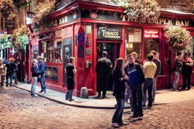 Dublino, Temple Bar