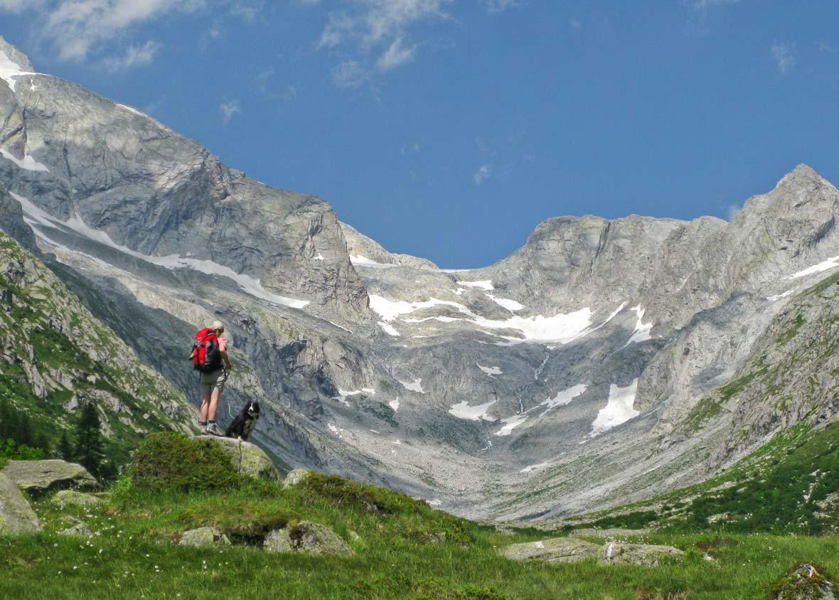 trekking Val Genova