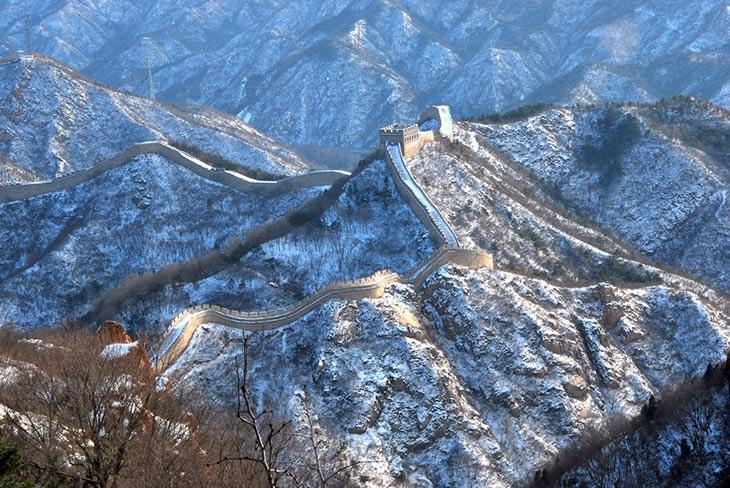 Badaling, Grande Muraglia