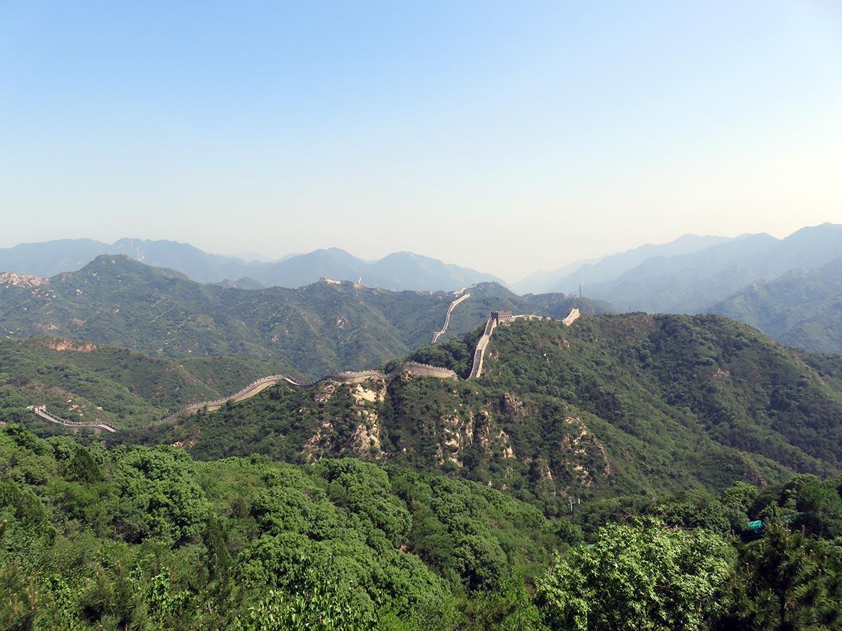 Cina, Grande Muraglia