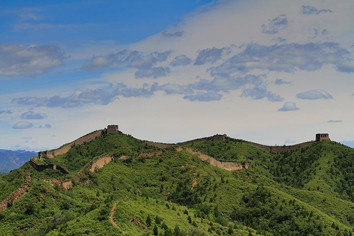 Gubeikou, Grande Muraglia Cinese