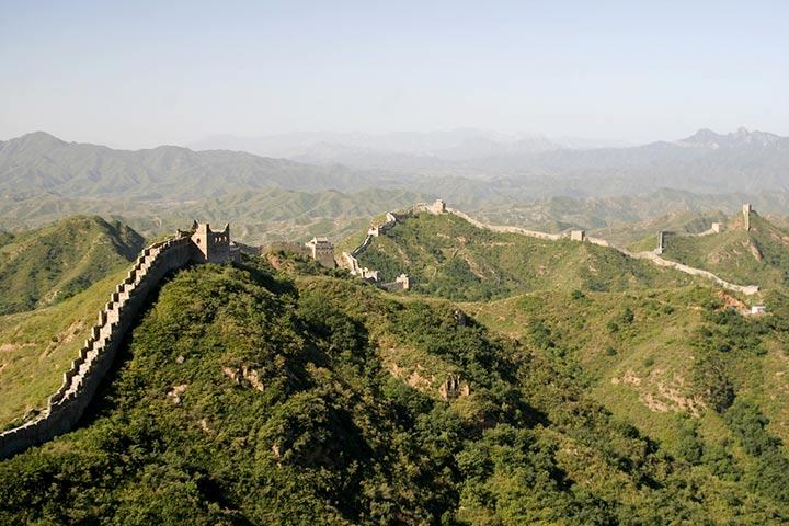 Jinshanling, Cina
