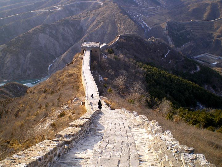 Grande Muraglia Simatai