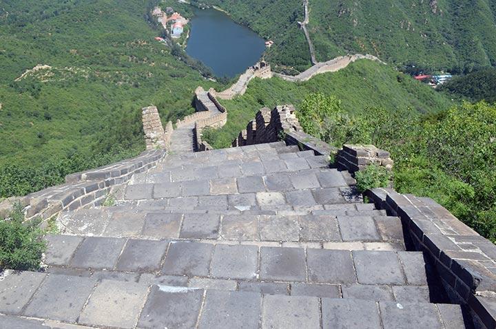 Zhuangdaokou, Grande Muraglia Cinese