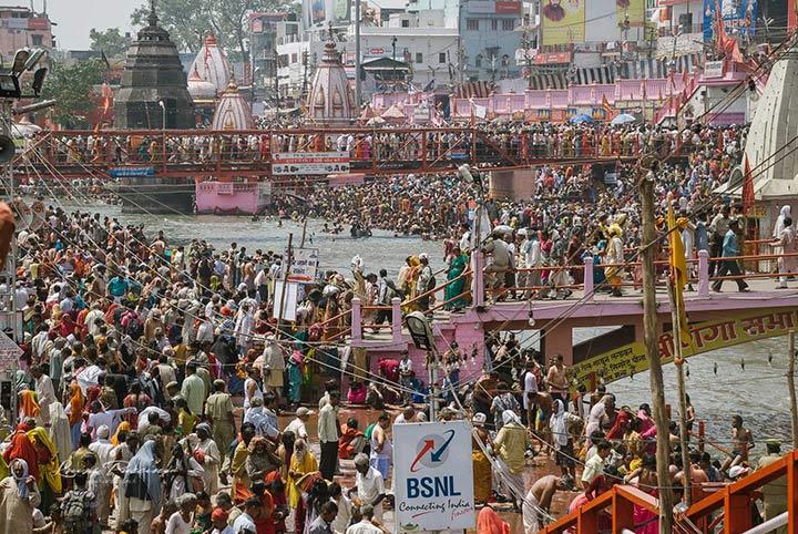 Haridwar, India del Nord