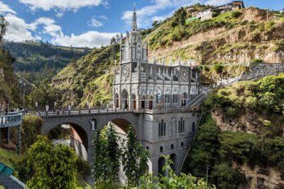 Santuario Las Lajas, Colombia
