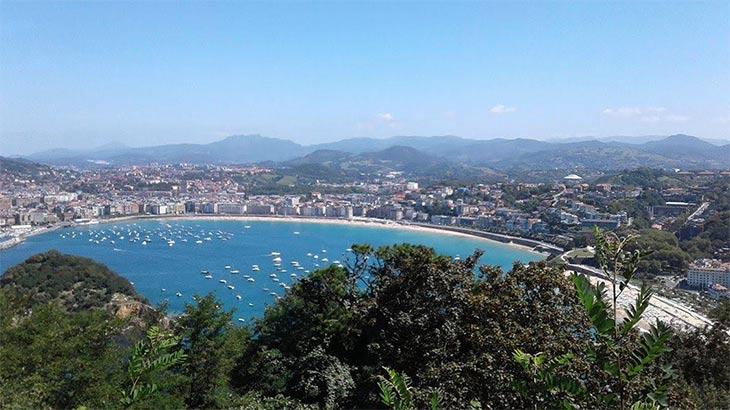 San Sebastian, Paesi Baschi