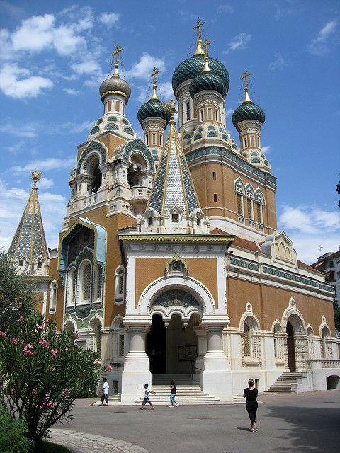Cattedrale russa ortodossa di San Nicola