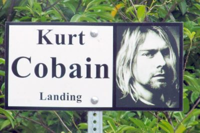 Aberdeen, Kurt Cobain Memorial Park