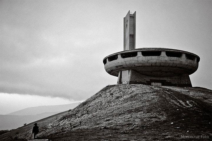Monumento Buzludzha, Bulgaria