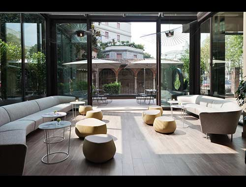 Echo Starhotels, Milano