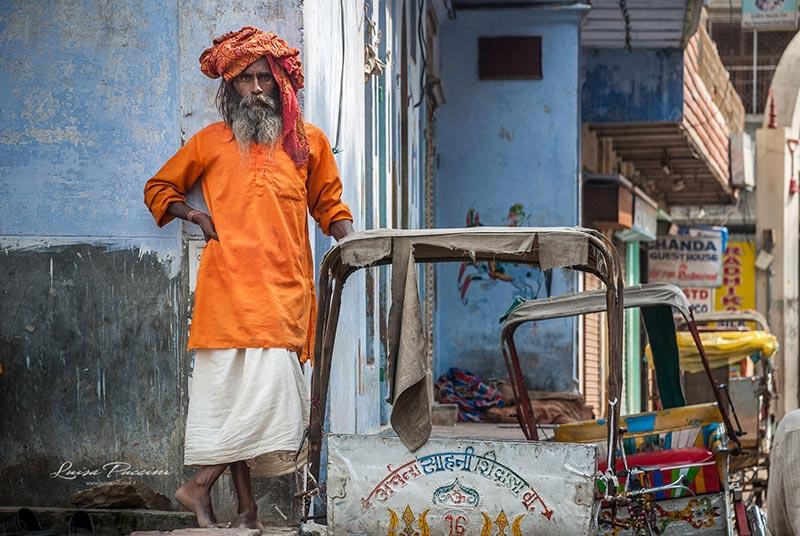 India, Varanasi- Foto di Luisa Puccini