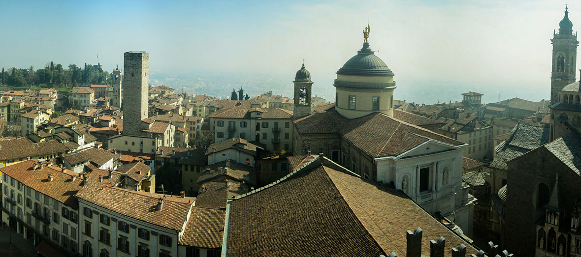 Bergamo, Città Alta