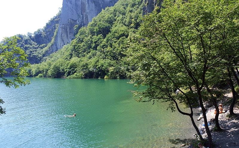 Bogn di Zorzino, Lago Iseo
